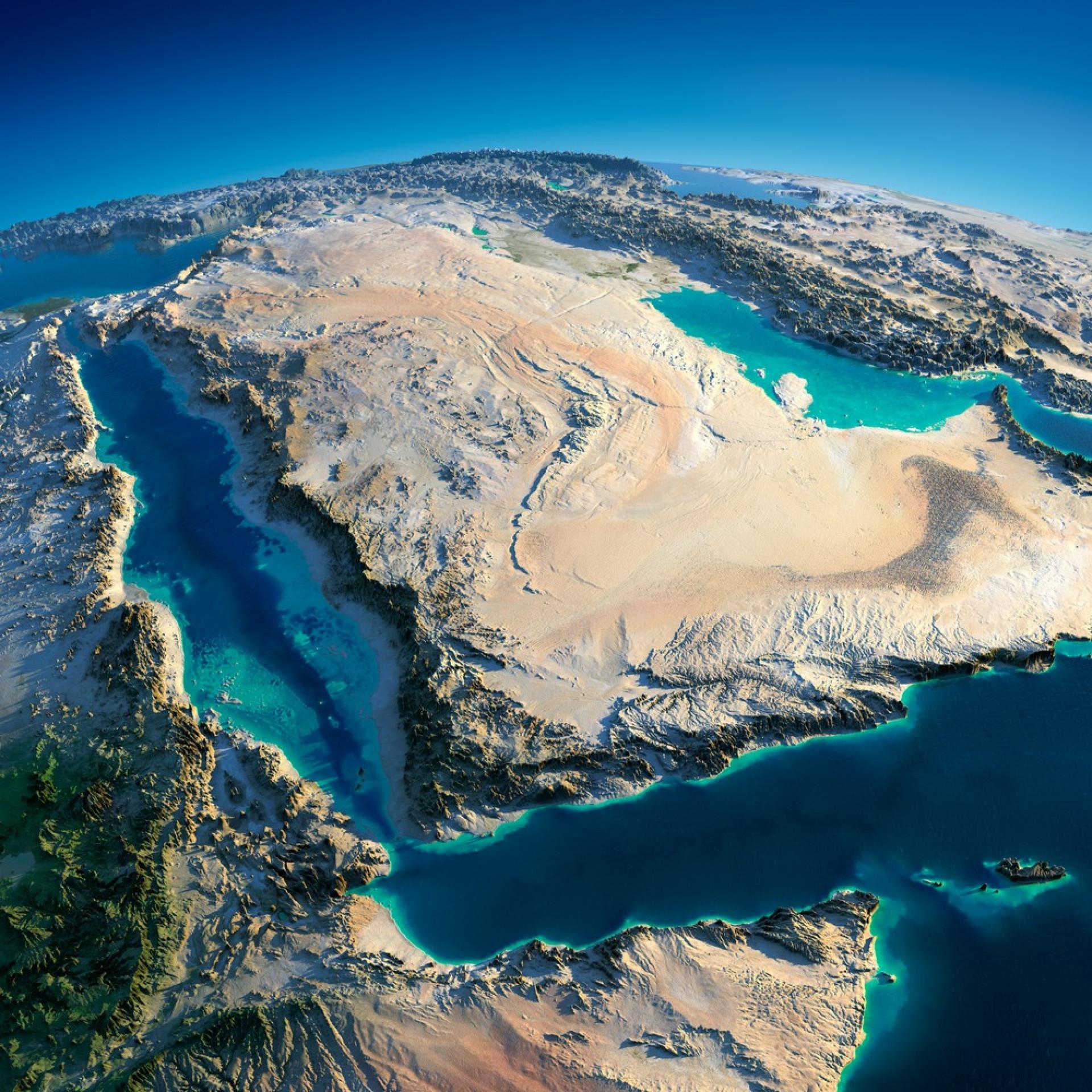 Charter Destination: Red Sea