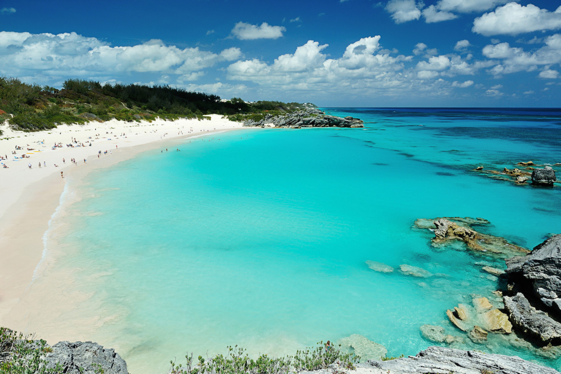 Charter Destination: Bermuda