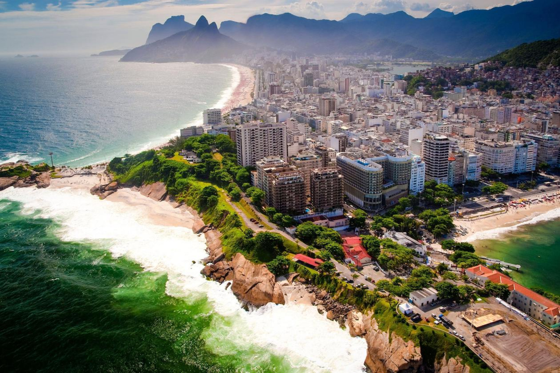 Charter Destination: South America