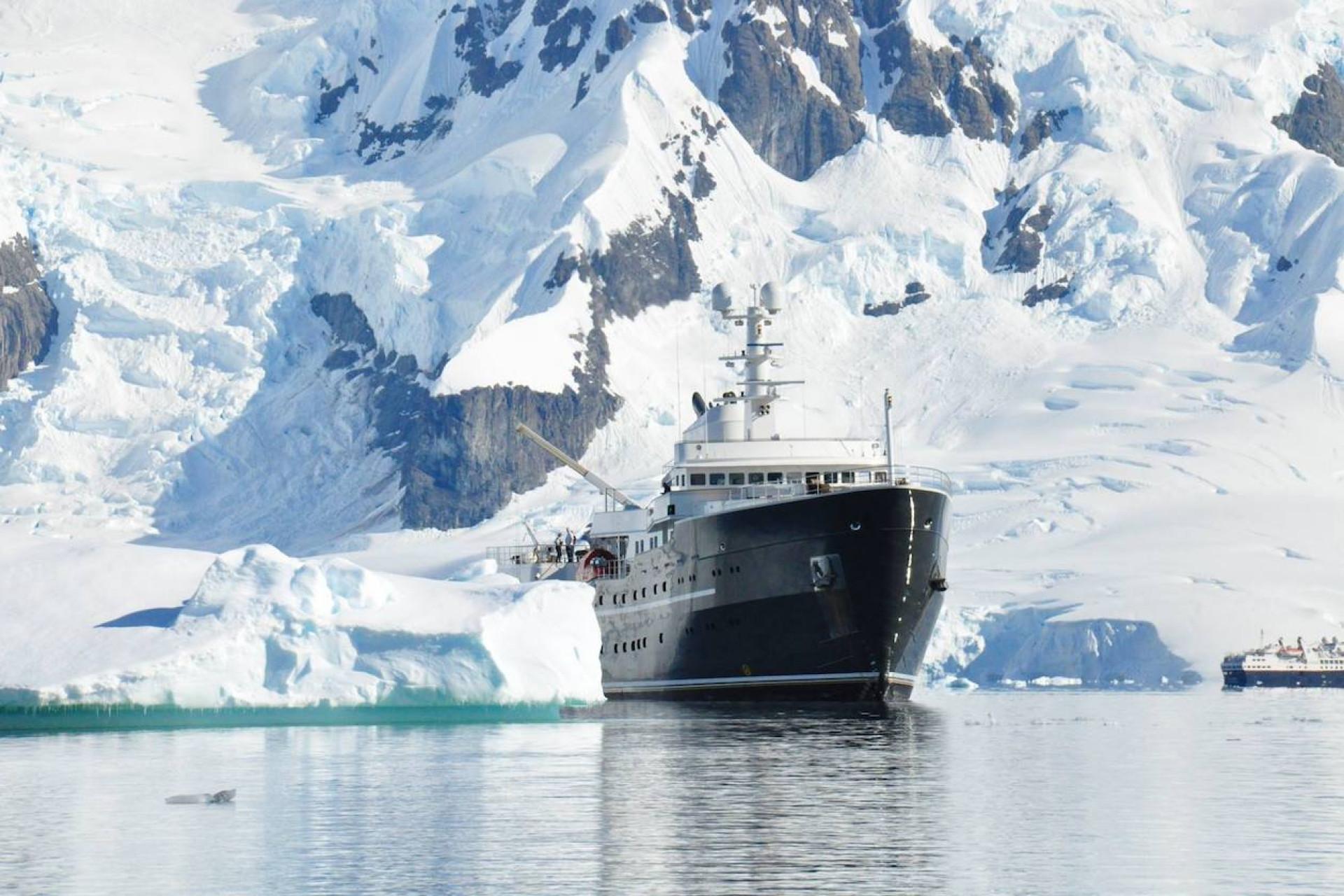 Charter Destination: Antarctica